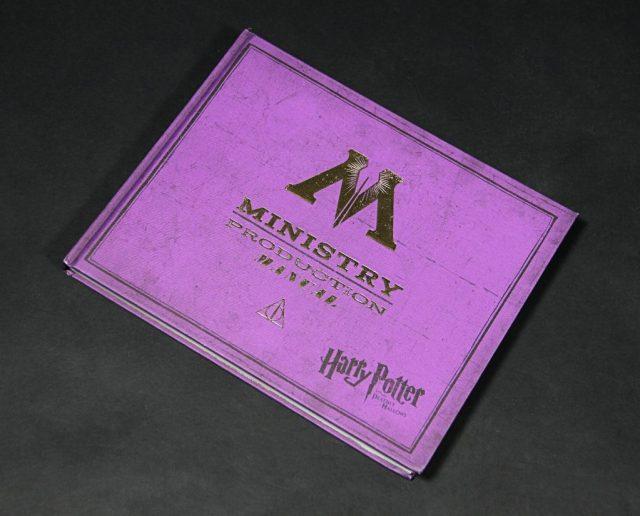 Hary Potter BlogHogwarts Libro de Producción (1)