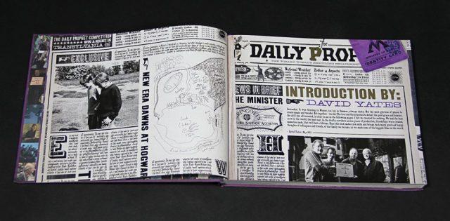 Hary Potter BlogHogwarts Libro de Producción (2)