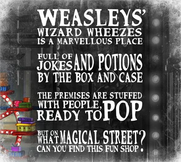 Harry Potter BlogHogwarts Acertijo Pottermore