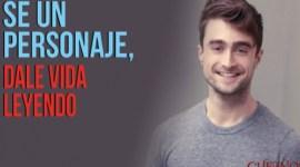 Daniel Radcliffe Invita a Leer Más a los Mexicanos