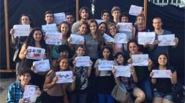 Imagen de la Semana: Emma Watson se Despide de sus Seguidores en Argentina