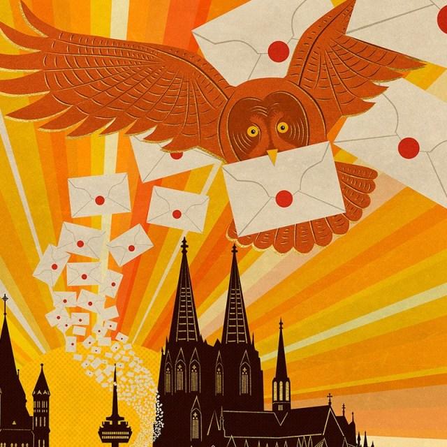 Harry Potter BlogHogwarts Mina Lima 2