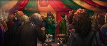 JK Rowling Aclara el Famoso Rumor: ¿Es Severus Snape un Vampiro?
