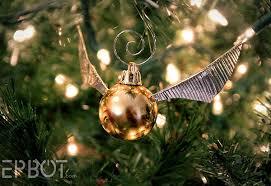 Harry Potter BlogHogwarts Navidad Arbol Ornamento (20)