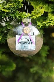 Harry Potter BlogHogwarts Navidad Arbol Ornamento (4)