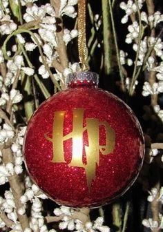 Harry Potter BlogHogwarts Navidad Arbol Ornamento (9)