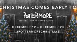 """Pottermore Informa acerca de las """"12 Nuevas Historias de Harry Potter"""" en Navidad"""