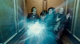 18 cosas para hacer en el ascensor del Ministerio de Magia