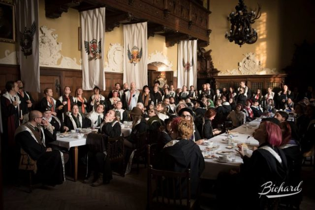 colegio hogwarts polonia