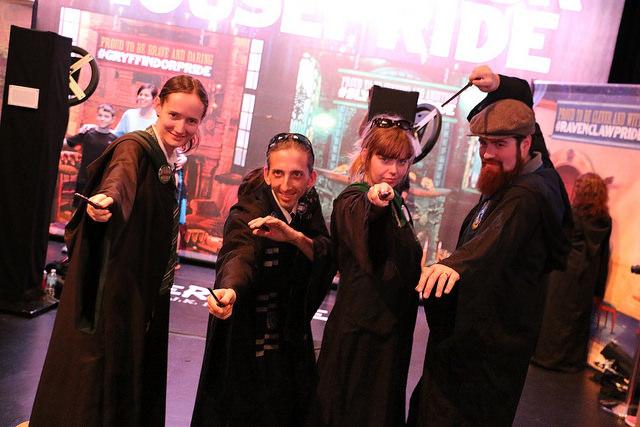 Harry Potter BlogHogwarts Celebracion Orlando 2015 (38)