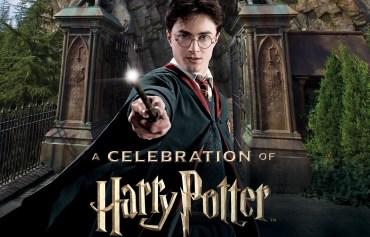 Evanna Lynch y James & Oliver Phelps Sorprenden a los Medios de Harry Potter en Orlando