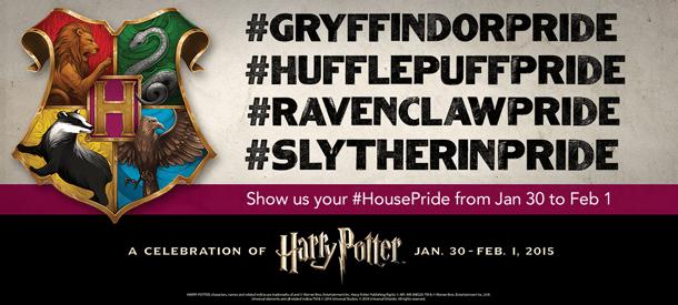 Harry Potter BlogHogwarts Pottermore Orgullo de las Casas