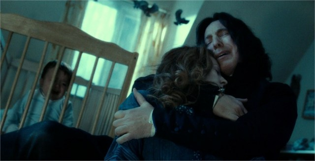 Harry Potter BlogHogwarts Severus Snape
