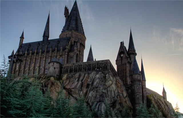 Harry Potter BlogHogwarts Castillo de Hogwarts
