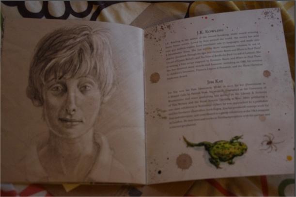 Harry Potter BlogHogwarts Piedra Filosofal Ilustrado (11)