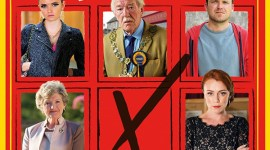 DVD de 'The Casual Vacancy' Estará Disponible en Junio