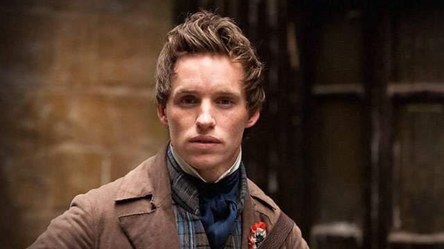 Harry Potter BlogHogwarts Eddie Redmayne