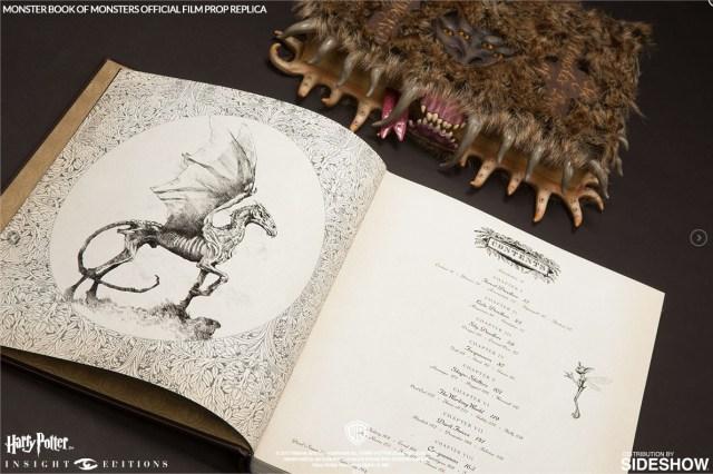 Harry Potter BlogHogwarts Monstruoso Libro de los Monstruos (5)
