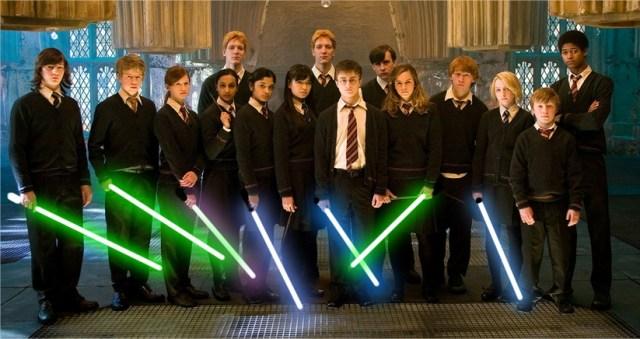Harry Potter BlogHogwarts Star Wars Estreno