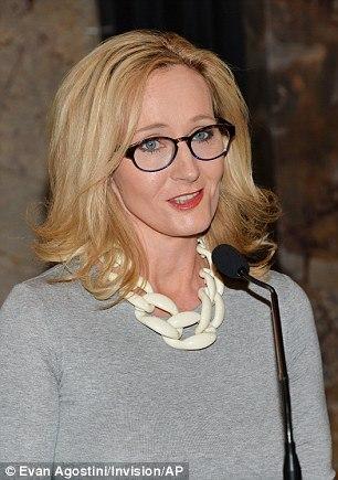 Harry Potter JK Rowling Lumos Estados Unidos (4)