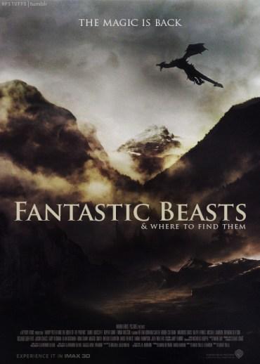 'Animales Fantásticos' También Estará en IMAX