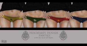 casas hogwarts