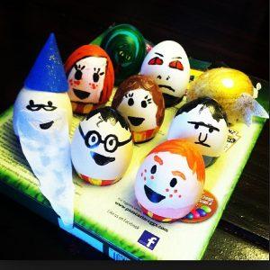 fiesta pascua hogwarts