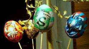 huevos hogwarts