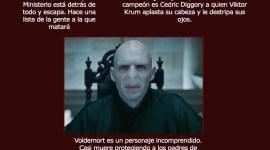 Imagen de la Semana: Harry Potter escrito por George R.R. Martin