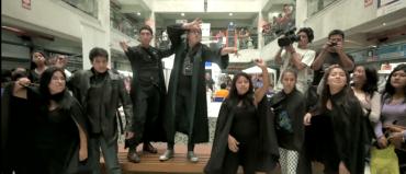 Video: Flashmob Batalla de Hogwarts 2015 en Perú