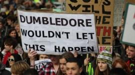El Ejército de Dumbledore. Un aliciente más para seguir exigiendo un mundo justo e igualitario
