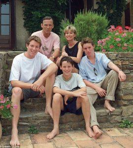 familia eddie redmayne
