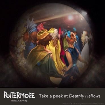 J.K. Rowling: Hagrid y Dumbledore son las figuras paternales de Harry Potter
