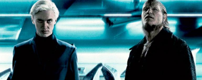 Harry Potter BlogHogwarts Draco Malfoy Fenrir Greyback