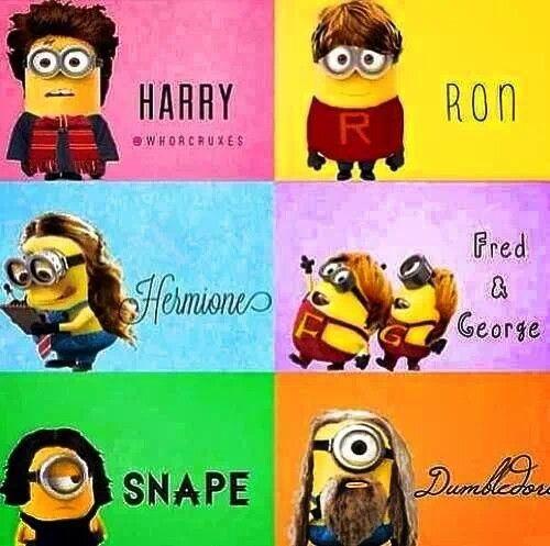 minion personajes