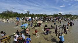 Sobre lo ocurrido en la frontera colombo-venezolana