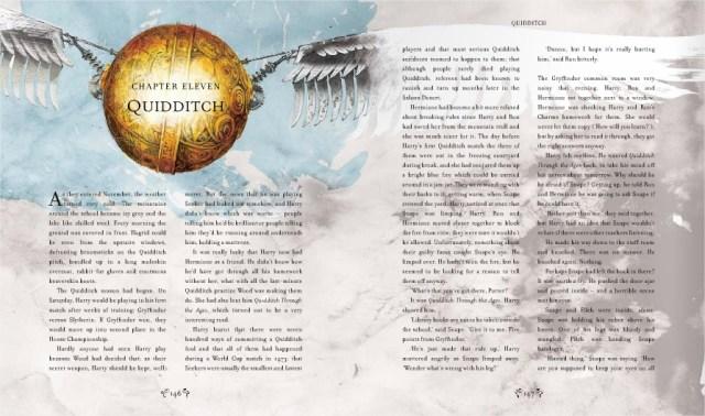 Harry Potter BlogHogwarts Piedra Filosofal Ilustrado 06