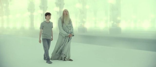 Harry Potter BlogHogwarts Teoria Muerte Dumbledore