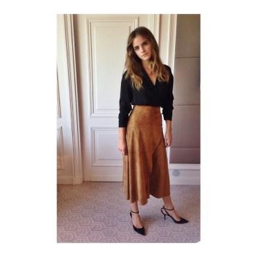 Fotografías de Emma Watson en Madrid