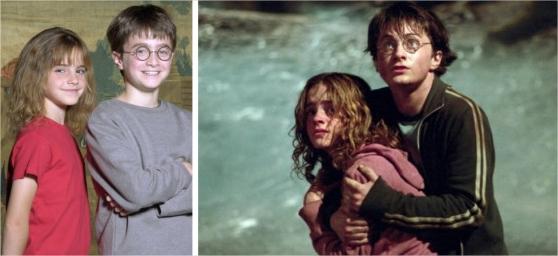 hermione harry