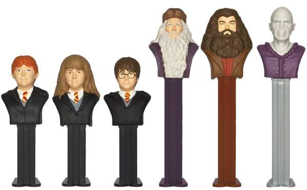 Harry Potter BlogHogwarts Dulces PEZ (2)