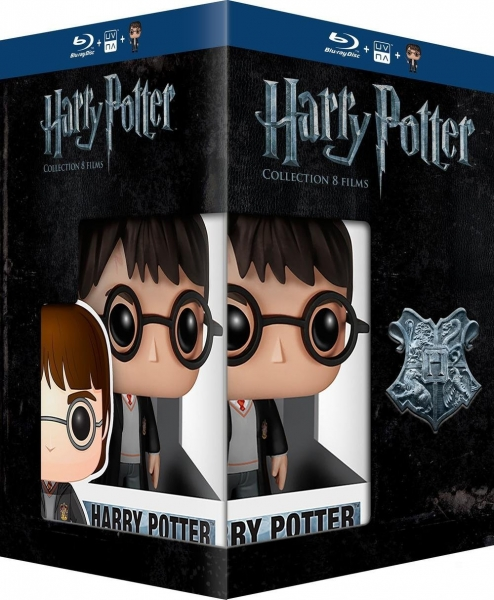 funko potter harry dvd