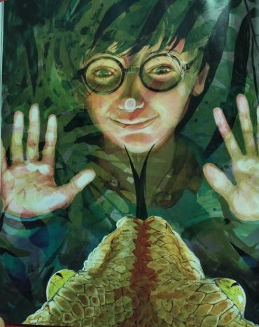 'Harry Potter y la Piedra Filosofal' Ilustrado: Capítulo 2