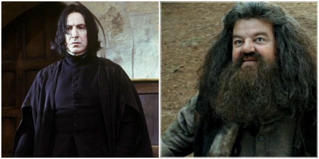 Severus Hagrid