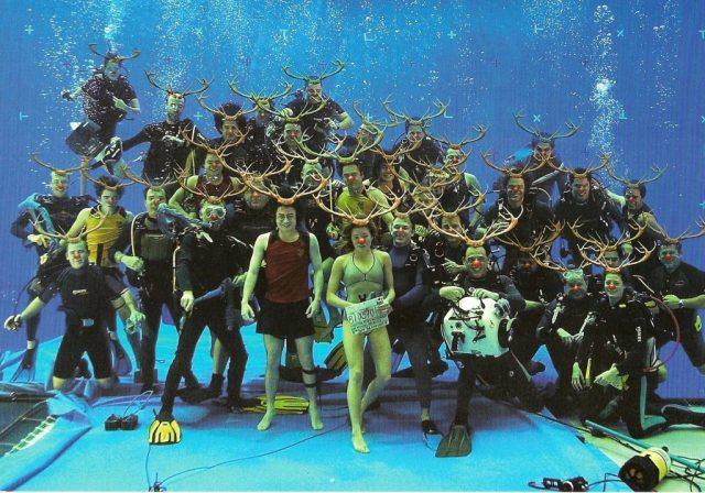 dan radcliffe bajo el agua