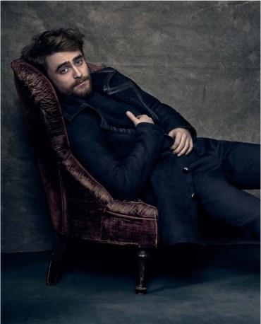 Nuevas fotografías promocionales de Daniel Radcliffe