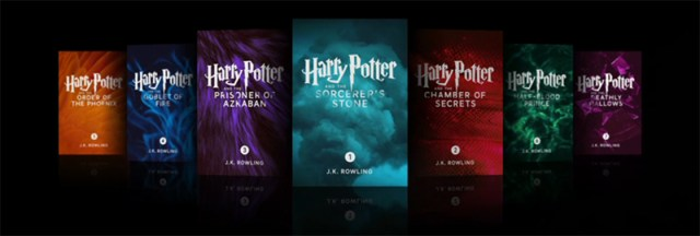 harry potter ibook