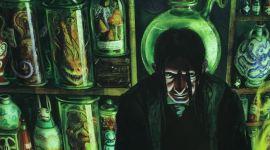'Harry Potter y la Piedra Filosofal' Ilustrado: Capítulo 8