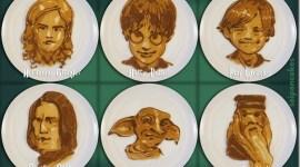 Aprende a hacer tus propios pancakes de Harry Potter!