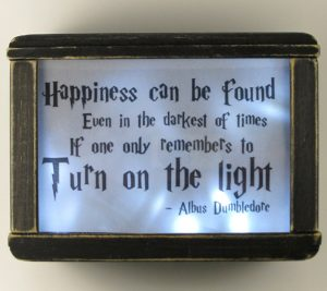 para los rincones dumbledore